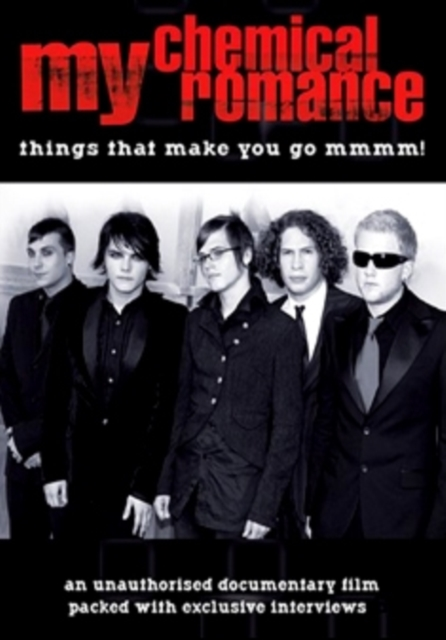 My Chemical Romance - Things That Make You Go Mmm (DVD)