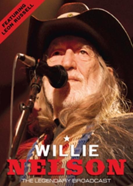 Willie Nelson - The Legendary Broadcast (DVD)