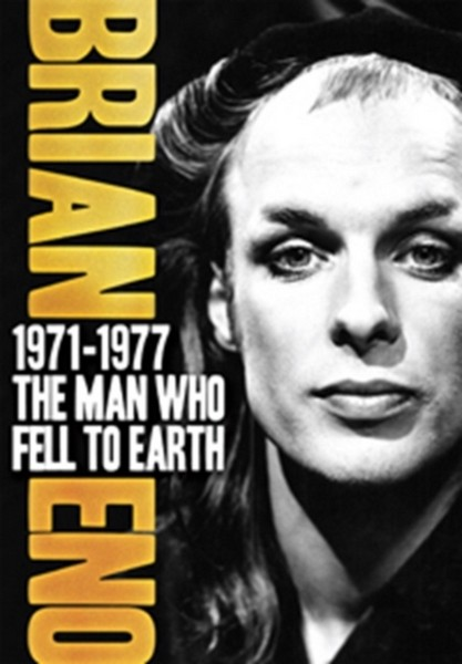 Brian Eno - The Man Who Fell To Earth (DVD)