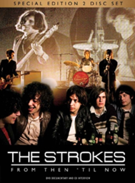 Strokes - From Then Til Now (DVD)