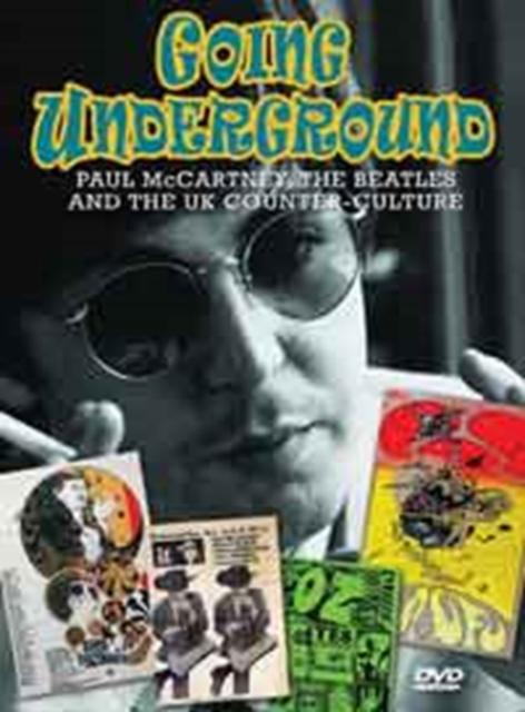 Paul Mccartney -Going Underground - Paul Mccartney  The Beatles And The Uk Counter-Culture (DVD)