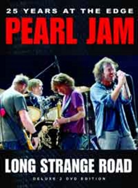 Pearl Jam -Long Strange Road (DVD)