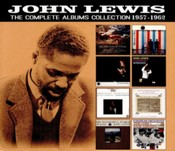 John Lewis - Complete Albums Collection (1957-1962) (Music CD)