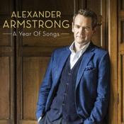 Alexander Armstrong - A Year Of Songs (Music CD)