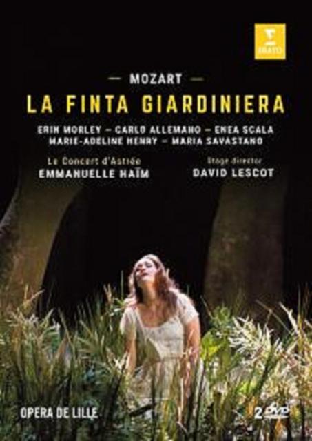 Mozart: La Finta Giardiniera [2015] (DVD)