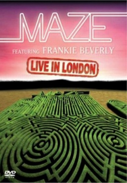 Maze Featuring Frankie Beverly - Live In London (Various Artists) (DVD)
