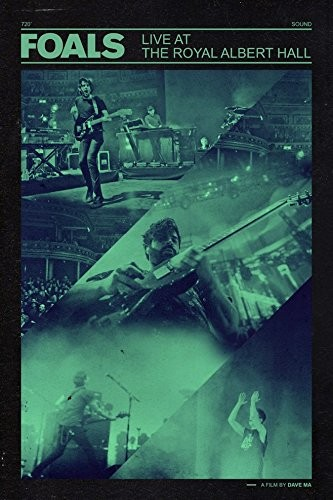 Foals Live at the Royal Albert Hall [Blu-ray] [2013] [Region Free] (Blu-ray)