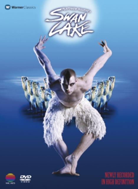 Swan Lake [2012] (DVD)
