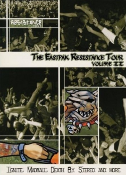 Various Artists - The Eastpak Resistance Tour Vol. Ii (DVD)