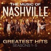 Nashville Cast - The Music Of Nashville: Greatest Hits Seasons 1-5 (Music CD)