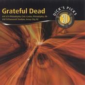 Grateful Dead - Dick's Picks. Vol. 31 (Philadelphia Civic Center/Live Recording) (Music CD)