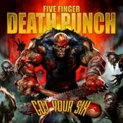 Five Finger Death Punch - Got Your Six (Double LP) (vinyl)