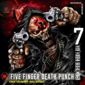 Five Finger Death Punch - And Justice For None (Music CD)