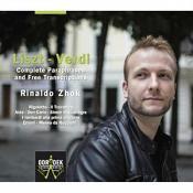Liszt  Verdi: Complete Paraphrases and Free Transcriptions (Music CD)