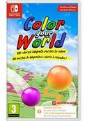 Color Your World [Code In A Box] (Nintendo Switch)