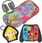 HORI Deluxe Splat Pack Splatoon 2 - Essential Accessories Pack (Nintendo Switch)