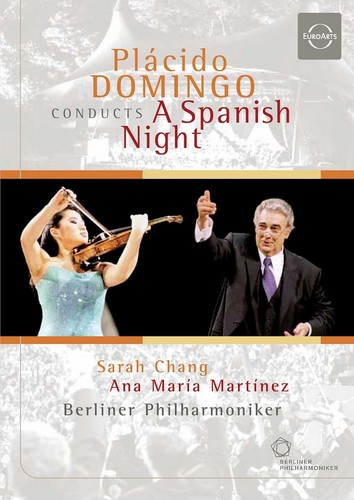 Placido Domingo Conducts A Spanish Night (DVD)