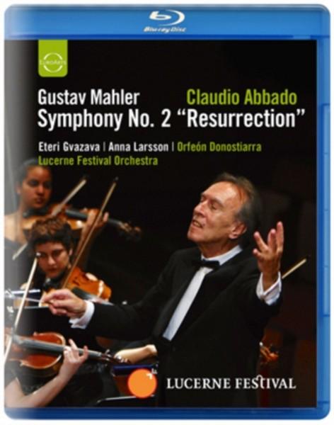 Mahler - Symphony No.2 (Blu-Ray)