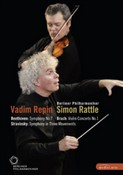 Berliner Philharmoniker -Vadim Repin / Simon Rattle (DVD)
