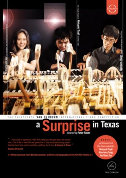 Surprise In Texas (DVD)
