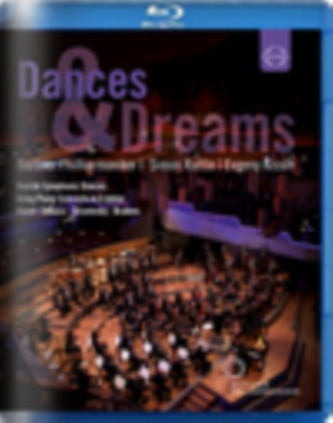 Berliner Philharmoniker - Dances And Dreams (Blu-Ray)