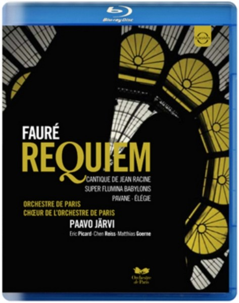 Faure - Requiem (Blu-Ray)