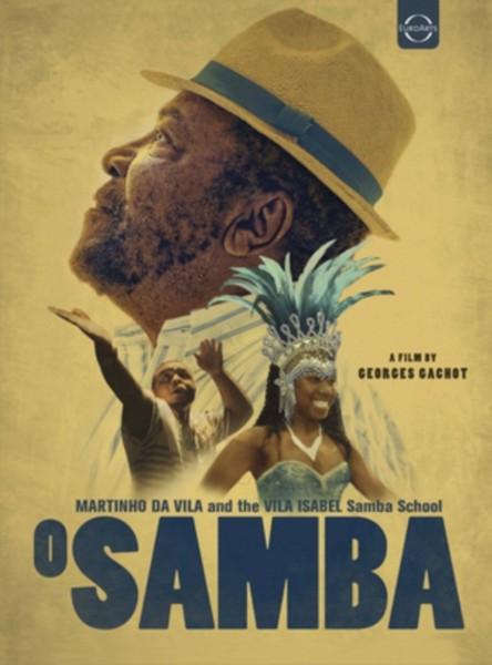 Gachot: O Samba (Documentary) (Martinho Da Vila  Vila Isabel Samba School) (Dvd) (2014) (DVD)