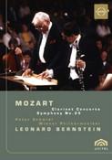 Leonard Bernsetin - Mozart - Clarinet Concerto/Symphony No. 25 (Various Artists) (DVD)
