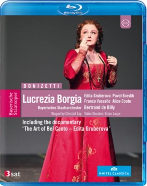 Donizetti - Lucrezia Borgia (Blu-Ray)