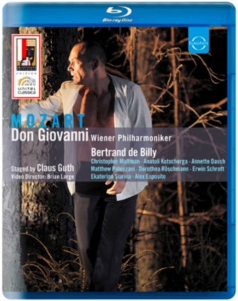 Mozart - Don Giovanni (Blu-Ray)
