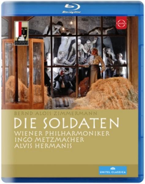 Zimmermann - Die Soldaten (Blu-Ray)