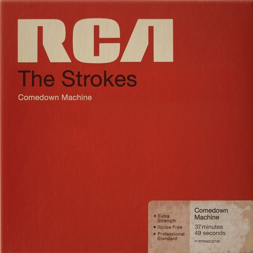 The Strokes - Comedown Machine (Music CD)