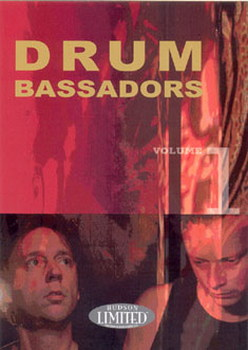 Drumbassadors - Wim De Vries And Rene Creemers Vol.1 (DVD)