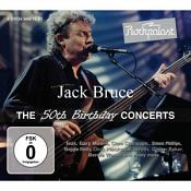 Jack Bruce - Rockpalast (50th Birthday Concerts/Live Recording/+3DVD) (Music CD)