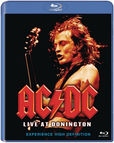 AC/DC: Live At Donington (Blu-ray)
