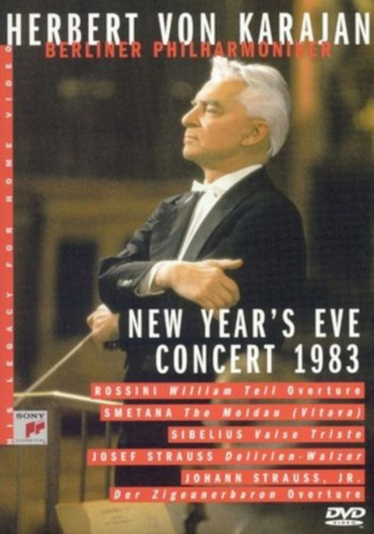 New Years Eve Concert 1983 (DVD)