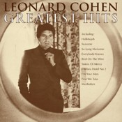 Leonard Cohen - Greatest Hits (Music CD)
