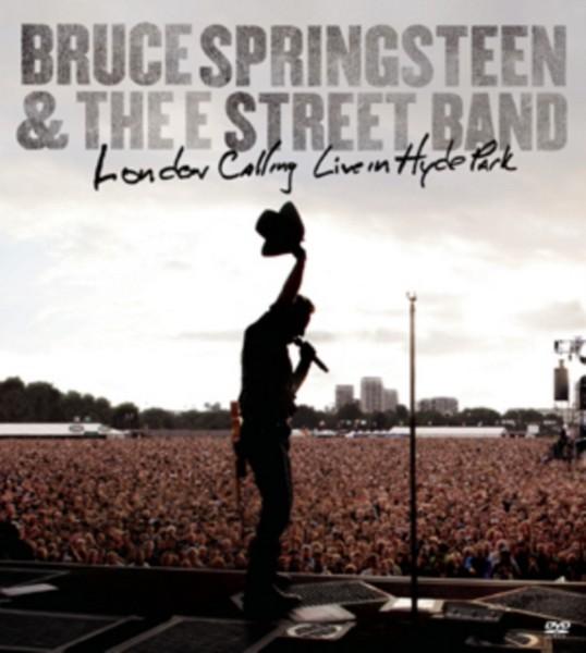 Bruce Springsteen & The E St'S London Calling: Live In Hyde Park (Music Dvd) (Ntsc) (DVD)