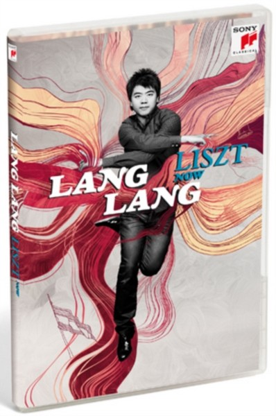 Lang Lang - Liszt  My Piano Hero (DVD)