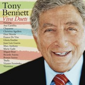 Tony Bennett - Viva Duets (Music CD)