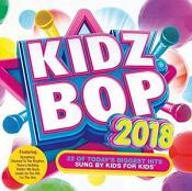 KIDZ BOP Kids - KIDZ BOP 2018 (Music CD)