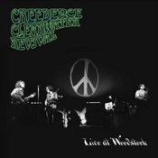 Creedence Clearwater Revival - Live At Woodstock (Music CD)