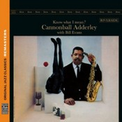 Cannonball Adderley & Bill Evans - Know What I Mean (Original Jazz Classics Remasters) (Music CD)