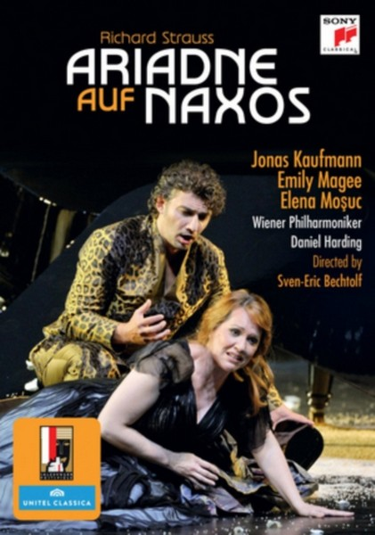 Strauss - Ariadne Auf Naxos: Salzburg Festival (Harding) [Blu-ray] [2014] (Blu-ray)