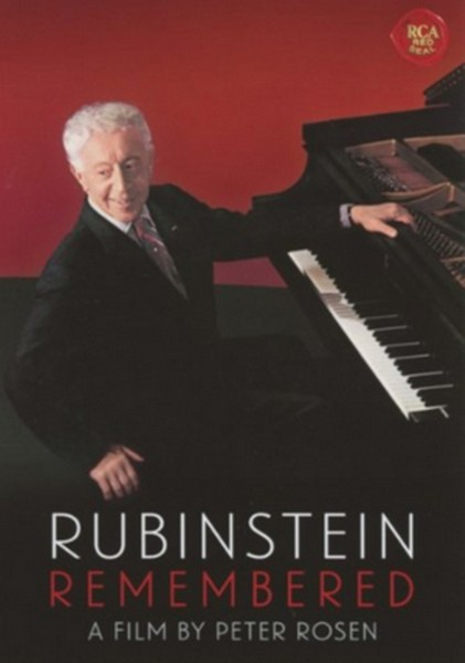 Christian Gerhaher - Rubinstein Remembered (DVD)