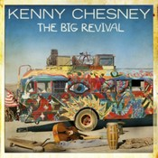 Kenny Chesney - Big Revival (Music CD)