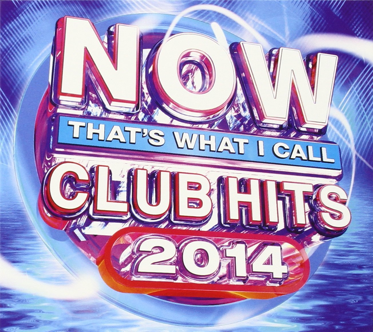Various Artists - NOW That's What I Call Club Hits 2014 (Music CD)