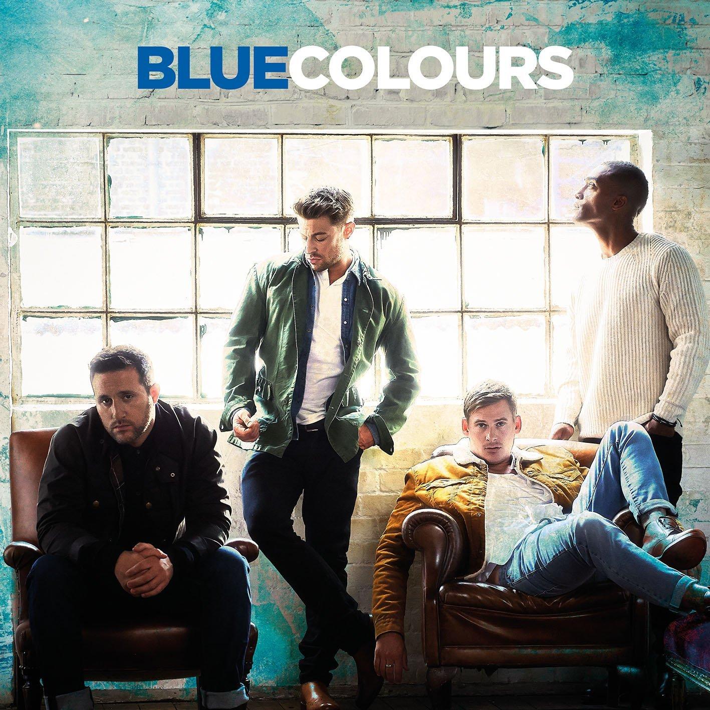 Blue - Colours (CD)