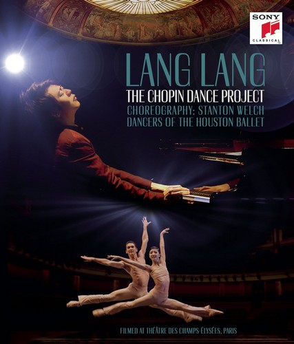 Lang Lang - The Chopin Dance Project [Blu-ray] (Blu-ray)