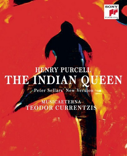 The Indian Queen: Teatro Real (Currentzis) [Blu-ray]